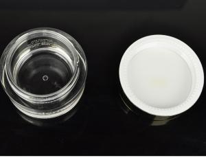 15ml nice cosmetic container small plastic jar for private label